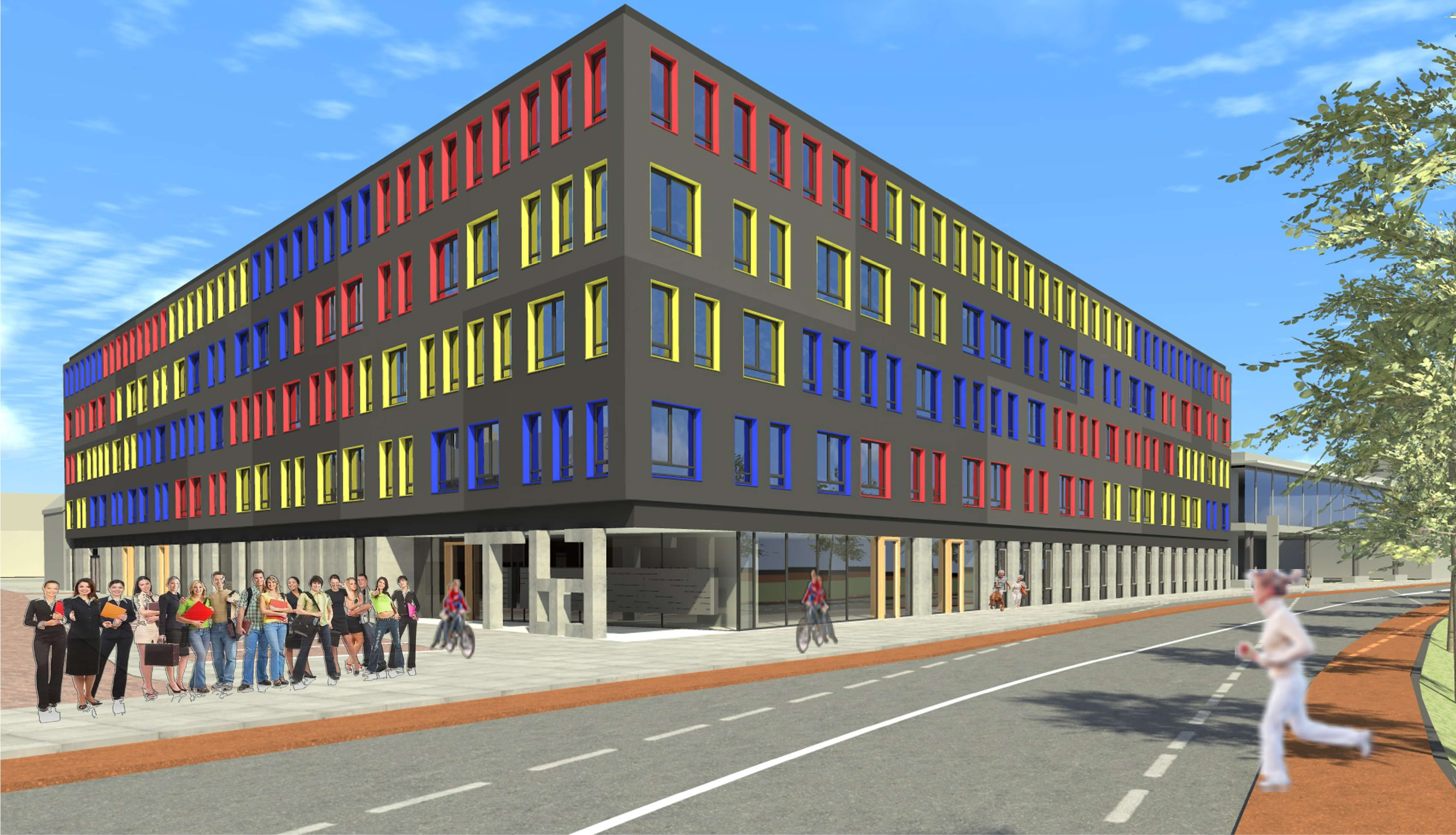 T63 studentenhuisvesting Breda