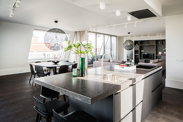 De Govert & De Aelbert Amsterdam keuken