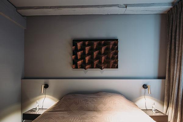 De Keizer Amsterdam slaapkamer
