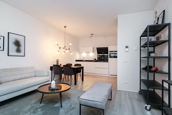 De Terrassen Amstelveen woonkamer
