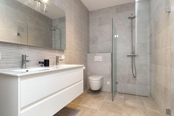 De Terrassen Amstelveen badkamer