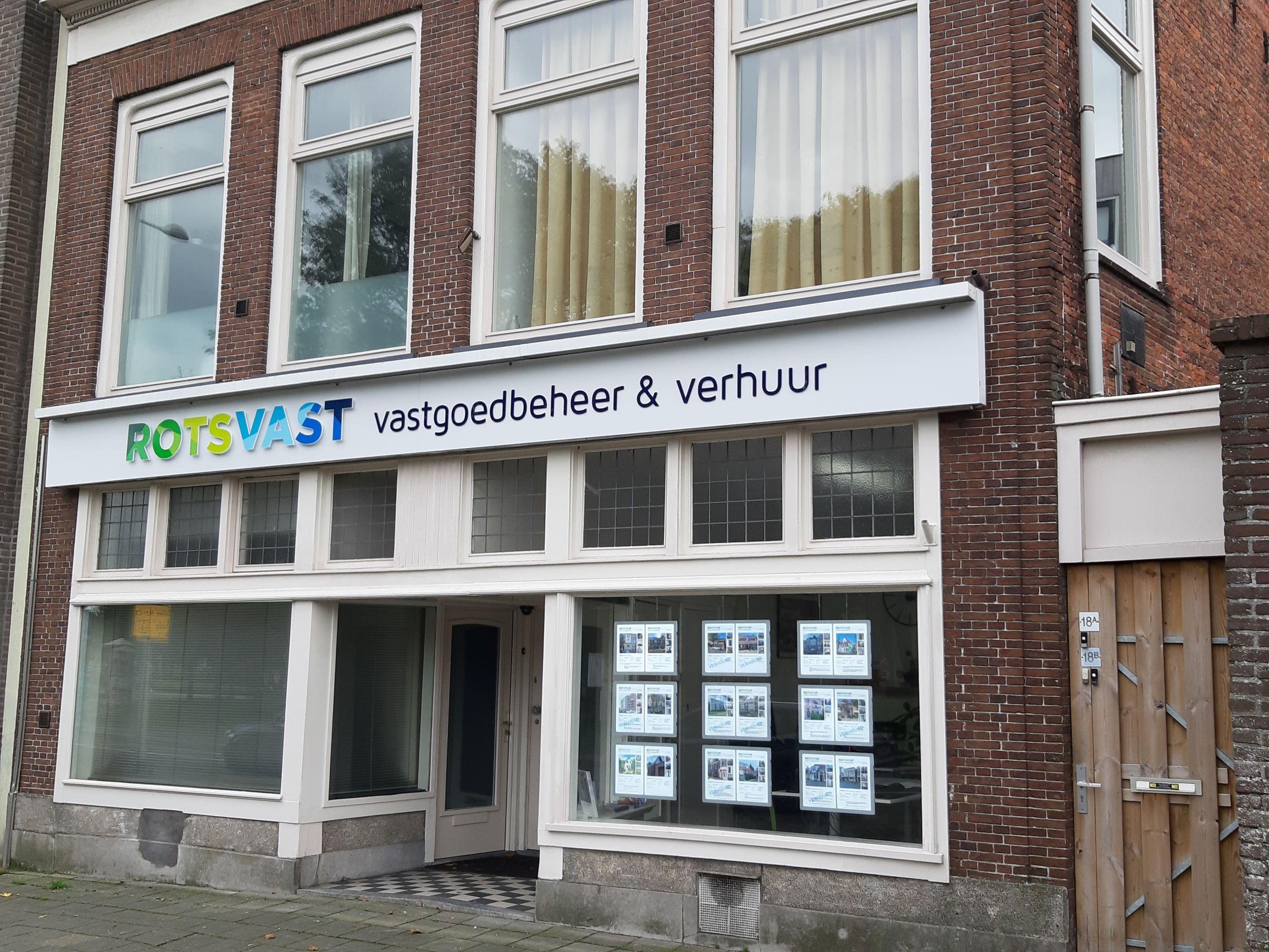 Rotsvast Leeuwarden